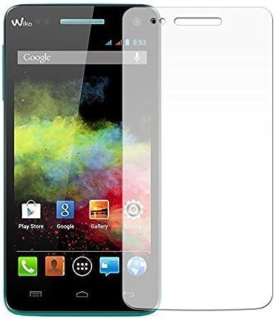 coque-personnalisable Verre Trempé pour WIKO Rainbow et Rainbow 4G ...