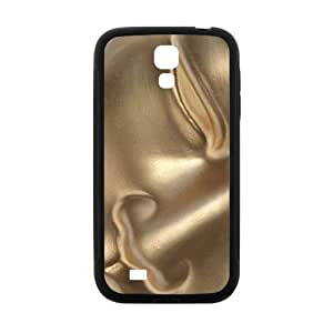 Golden copper Buddha Cell Phone Case for Samsung Galaxy S4