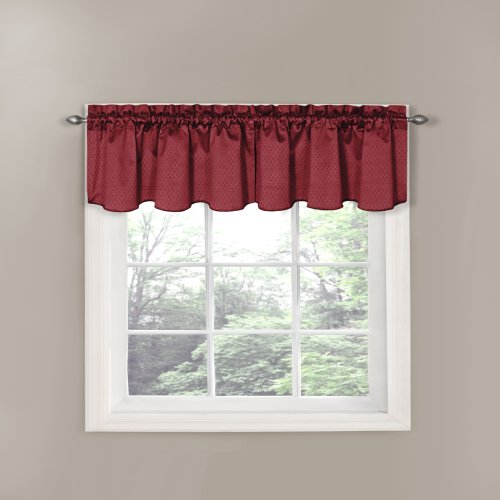 ECLIPSE Kitchen Valances for Windows - Canova 42