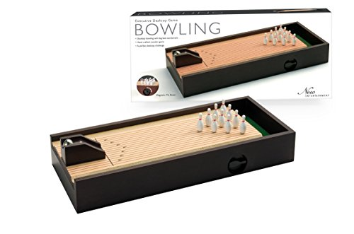 New Entertainment Desktop Bowling