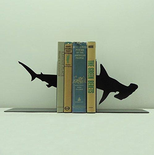 shark bookends - 2