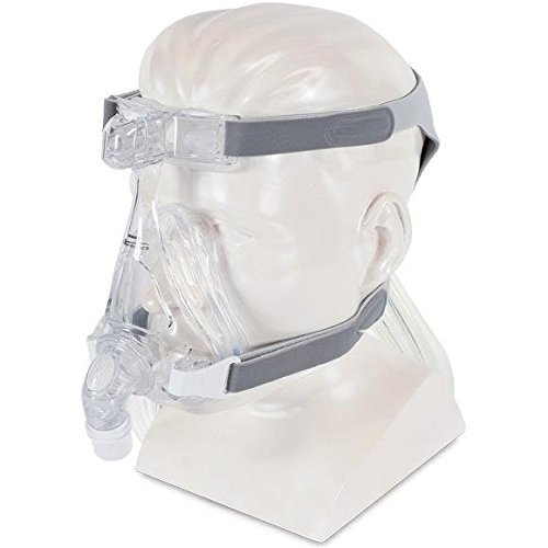 Respironics Amara Full Face Mask w/ Reduced Size Frame - Large - 1090227 - Retail Packaged