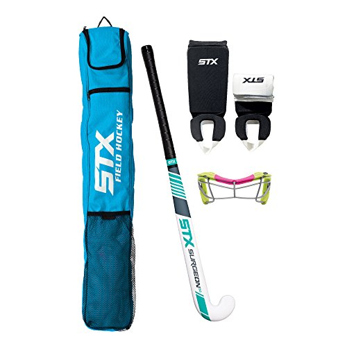 Field Hockey Teams - STX Field Hockey Rookie Starter Pack with Goggles, 28