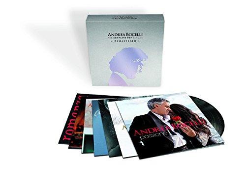The Complete Pop Vinyl Albums Box Set [14 LP][Box Set] by VINYL