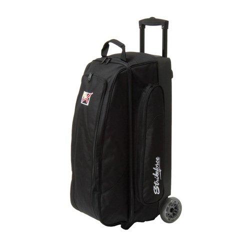 kr-strikeforce-cruiser-smooth-triple-roller-bowling-bag-black