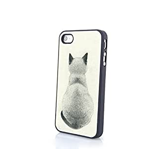 Generic Fashionable New Style Hot Sale PC Matte Phone Cases fit for iPhone 4/4S Cases