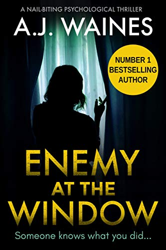 (Enemy At The Window: a nail-biting psychological thriller )