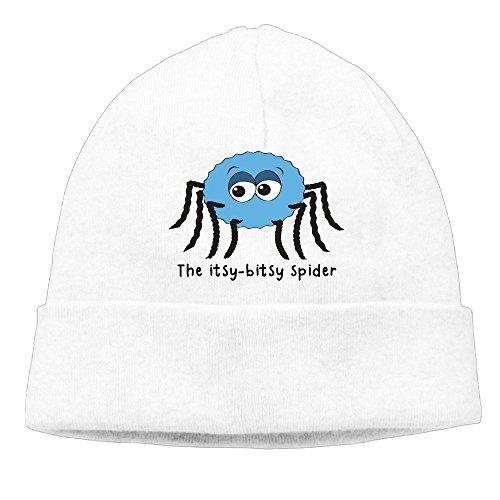 Itsy-Bitsy Spider Running Men Women Beanie Skull Cap Quick Dry Beanie Hats For Men and Women