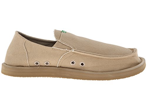 Sanuk Mens Pick Pocket Slip-On Shoe (Tan) BC0PxS