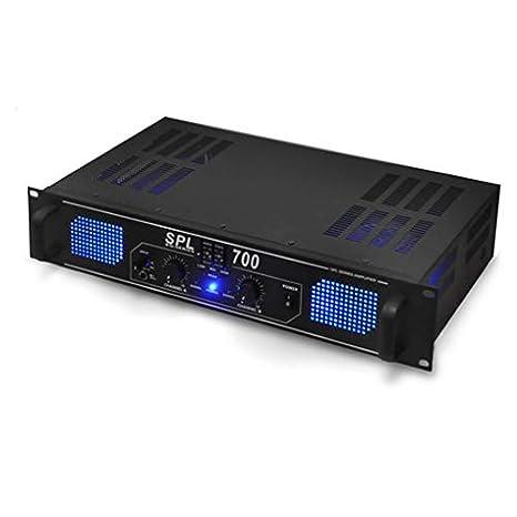 DJ-26 Sonido profesional 2000W amplificador PA, altavoces, micrófono: Amazon.es: Electrónica