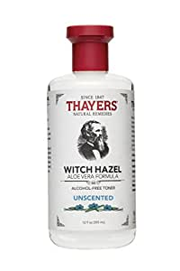 Amazon.com: Thayers Alcohol-Free Witch Hazel Toner with Aloe Vera