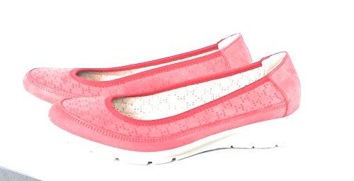 3 Ballerina Zeppina Soft Enval Davanti Un Con E Alta Centimetro Centimetri Dietro wfBgqYZq