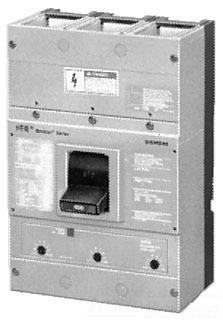 Siemens Distribution And Controls - Jd63F400