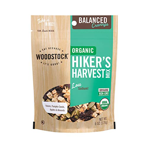 Woodstock Organic Hiker's Harvest, 6 oz by Woodstock