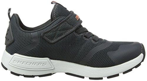 charcoal Kinectors Chaussures Running De Skechers Garçon Gris UTawzYfq