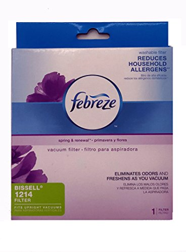BISSELL Febreze Style 1214 PowerGlide Lift-Off Pet Replacement Filter