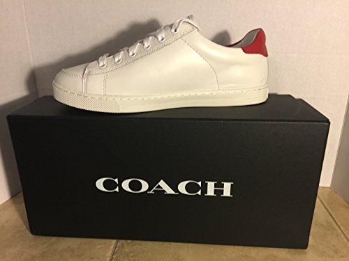 Coach Porter Lo Top Sneaker Style FG1271 Size 7 n59PBI2y