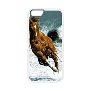 """TOSOUL Cover Shell Phone Case Horse For iPhone 6 Plus (5.5"""")"""