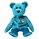 TY Beanie Baby - CLASSY the Bear (People's Beanie) [Toy]