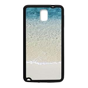 Beach Scene Black Phone For SamSung Note 3 Case Cover
