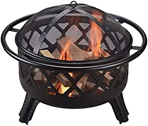 Amazon.com : Jee Design- Fire Pits Outdoor Wood Burning ...