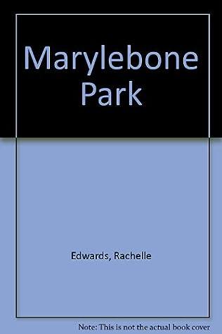book cover of Marylebone Park
