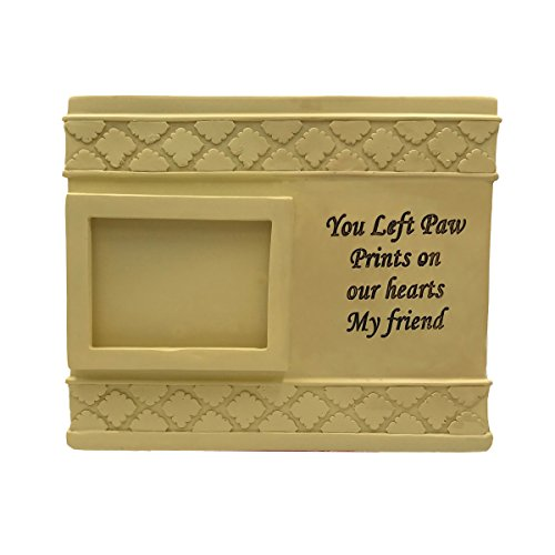 Pet Urn for 85 Cubic Inch Dog (Ash Frame)