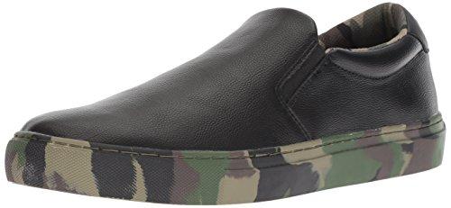 Guess Men Bello Sneaker Black