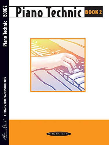 Piano Technic Book 2 (Francis Clark Library for Piano Students)