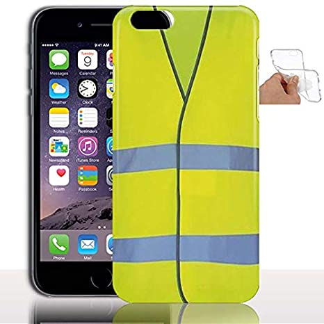coque iphone 6 jaune