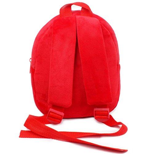 Bag Cute Baby squarex School A Boys Cartoon Bag Strawberry Toddler Girls Animal Backpack drrIAq