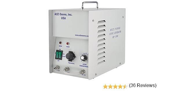 A2Z Ozone MP-1000 Generador de ozono | Desinfectar el Agua y la ...