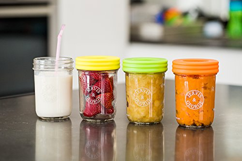 Jervis And George Baby Food Jars