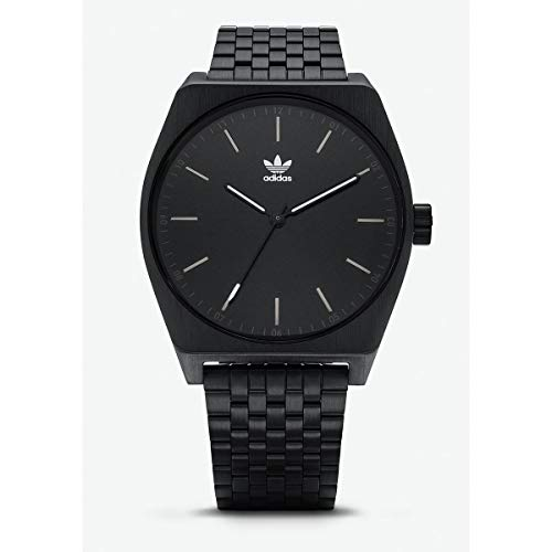Adidas Mens Analogue Quartz Watch with Stainless Steel Strap Z02-001-00 ()