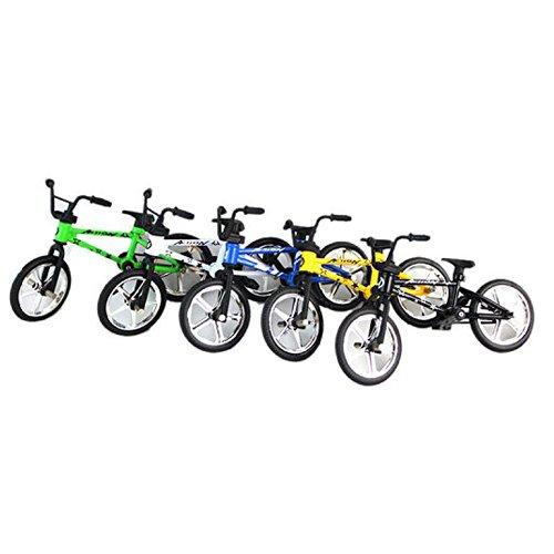 Finger Fahrrad Spielzeug - SODIAL(R)Finger Fahrrad Mini-Spielzeug Kind-Geschenk Sport fuer Kinder Junge