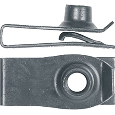 """25 1/4"""" - 20 Extruded U Nuts Compatible with Ford # 45627: Automotive"""