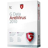 G-Data Antivirus 1 poste (Fr/Eng software)