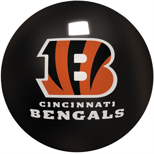 NFL Cincinnati Bengals Billiards Ball Set (Set Cincinnati Ball Billiard)