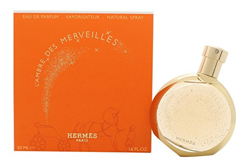 Price comparison product image Hermes L'Ambre Des Merveilles Eau De Parfum Spray 50ml / 1.6oz