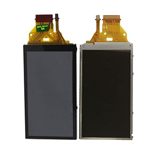Replacement Lcd Camera Screen (LCD Screen Display For SONY Cyber-shot DSC-T77 T90 T-77 T-90 ~ DIGITAL CAMERA Repair Parts Replacement)