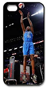 LZHCASE Personalized Protective Case for iPhone 5 - Kevin Durant, NBA Oklahoma City Thunder #35