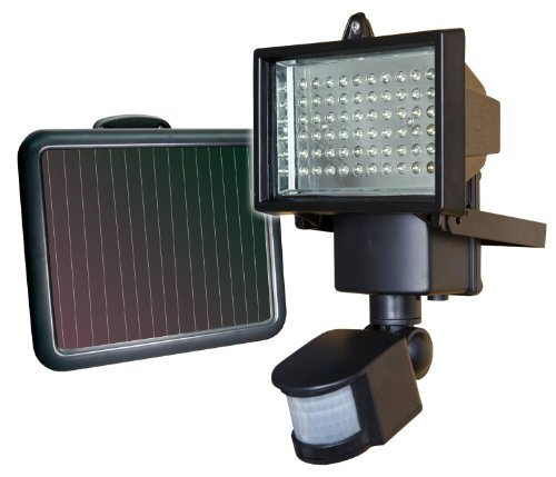 60 Led Solar Light