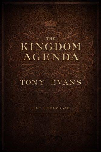 The kingdom agenda kindle edition by tony evans health fitness the kingdom agenda by evans tony fandeluxe Choice Image