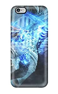 2379730K31683344 High Quality Shock Absorbing Case for iphone 5 5s -raiden In Mortal Kombat Begins 2011