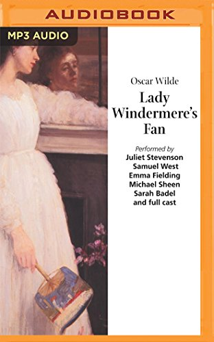 Books : Lady Windermere's Fan (Naxos)