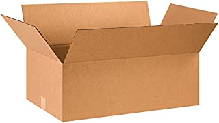 """product image for Partners Brand P281610 Corrugated Boxes, 28""""L x 16""""W x 10""""H, Kraft (Pack of 20)"""