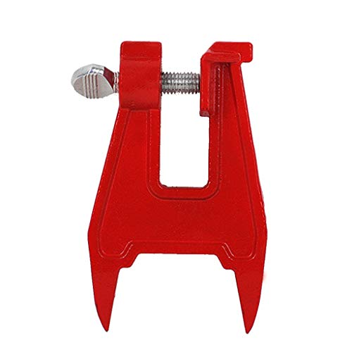 UMFunStump Vise Saw Chain Sharpening Filing Tool Bar Clamp Chainsaw Accessories]()