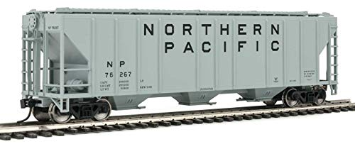 - Walthers HO Scale 54' PS2 4427 Covered Hopper Northern Pacific/NP #76267