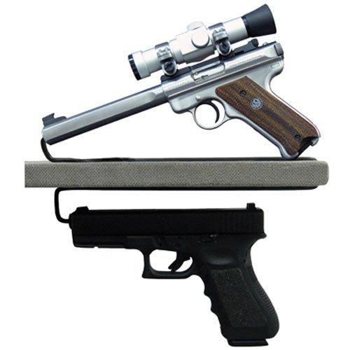Under Cabinet Electronic (LIBERTY SAFE & SECURITY PROD 10818 2 Pack Hand Gun Holder)