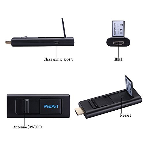 low-cost Miracast Dongle, Airplay Dongle and Wireless